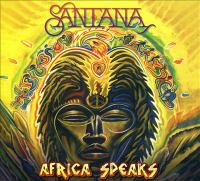 CD, Santana Africa Speaks